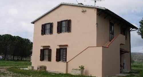 ca01 : Casale, Poggetti (Capalbio)