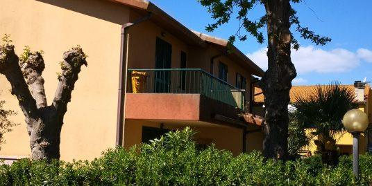 vi01 : Villetta quadrifamiliare, Capalbio Scalo